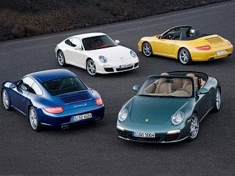 Porsche сократит производство модели 911 из-за низкого спроса