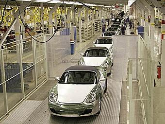 Выпуск Porsche Boxster и Cayman перенесут в Австрию