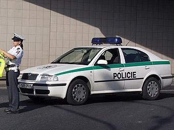 Чешская полиция осталась верна чешским машинам