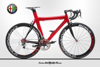 Alfa Romeo разработала линейку велосипедов