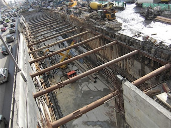 Движение по Волоколамскому тоннелю откроют в августе