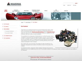 Magna построит в Калуге завод автокомплектующих за 20 миллионов евро