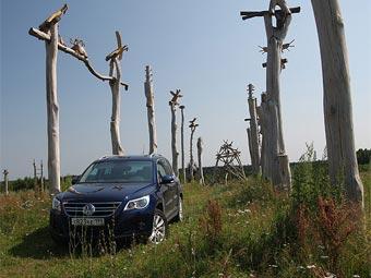 Переднеприводный VW Tiguan будет стоить в России 849999 рублей