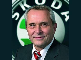 У Skoda сменился председатель совета директоров