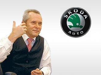 В октябре у Skoda сменится руководитель