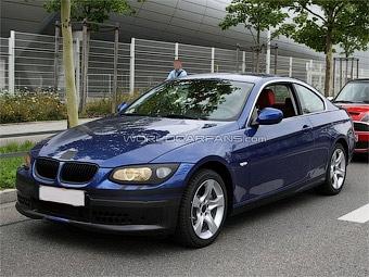 Обновленные купе и кабриолет BMW 3-Series покажут во Франкфурте