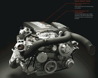 Mercedes-Benz рассказал о новом типе двигателей