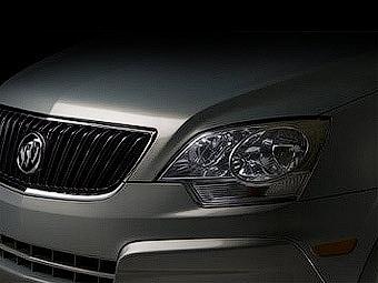 GM передумал выпускать гибридный кроссовер Buick
