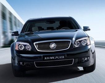 Buick начал в Китае продажи нового флагманского седана
