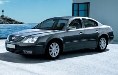 GM доверил разработку интерьера нового Buick китайским дизайнерам