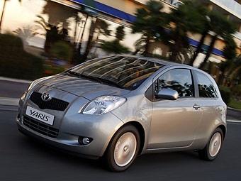 В России начались продажи трехдверной версии Toyota Yaris