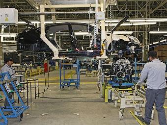 В 2009 году российские автозаводы выпустят 700 тысяч автомобилей