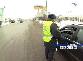 Средний размер взятки в транспортной милиции составил 3500 рублей