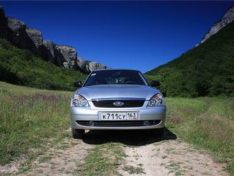 Начались продажи удлиненной Lada Priora