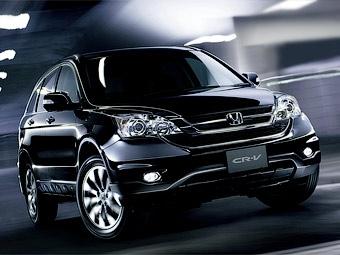 Honda раскрыла внешность обновленного кроссовера CR-V