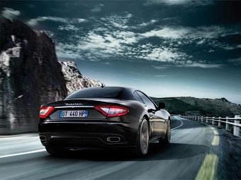 """Maserati готовит версию GranTurismo S с """"автоматом"""" и новый Spyder"""