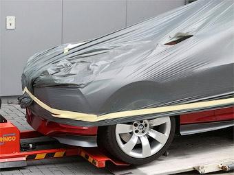 Фотошпионы запечатлели новый спорткар BMW