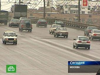 """Запрет на въезд в центр Москвы машин без """"Евро-2"""" откладывается"""