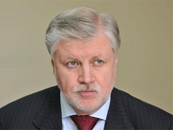 """Сергей Миронов предложил """"АвтоВАЗу"""" снизить цены"""