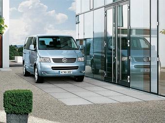 Volkswagen начал продажи коммерческих автомобилей калужской сборки