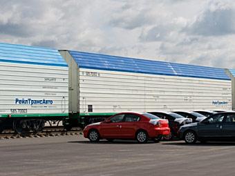 """""""АвтоВАЗ"""" будет доставлять машины дилерам по-европейски"""