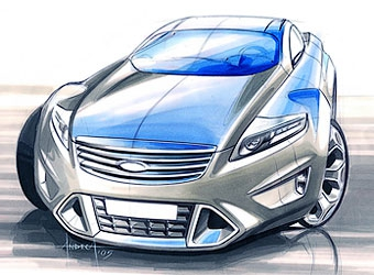 Ford будет обновлять свои модели каждые три года