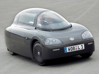 VW намерен выпустить сверхэкономичный автомобиль через четыре года