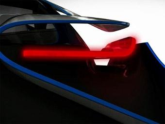 "Марка BMW показала видео-тизер ""зеленого"" спорткара"