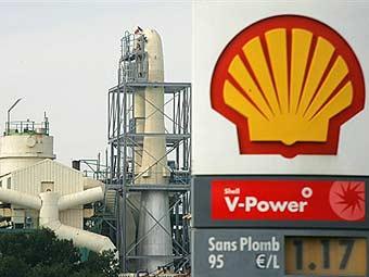 Shell построит в России завод по выпуску автомобильных масел