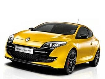 """Компания Renault случайно рассекретила """"заряженный"""" Megane"""