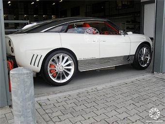 Серийный внедорожник Spyker представят во Франкфурте под новым именем