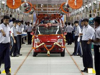 GM и SAIC будут выпускать китайские автомобили в Индии