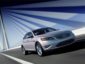 """В США Ford Taurus стал """"Международным автомобилем года"""""""