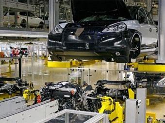 В Германии началось производство дизельного Porsche Cayenne
