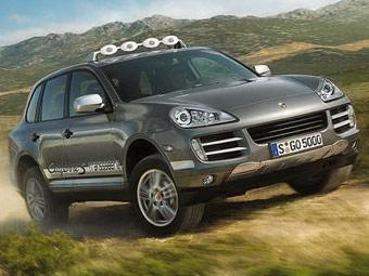 """Porsche будет продавать """"транссибирский"""" Cayenne"""