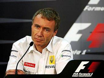 """В руководстве команды """"Формулы-1"""" Renault произошли перестановки"""