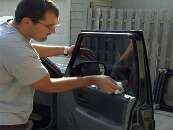 Лукашенко разрешил тонировку стекол автомобилей