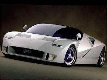 Уникальный 720-сильный прототип Ford продадут на аукционе