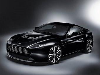 Aston Martin подготовил спецверсии двух спорткаров