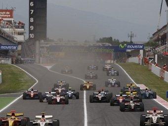 Опубликован календарь серии GP2 на 2010 год