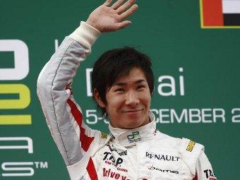 """Первым гонщиком команды """"Формулы-1"""" Sauber стал Камуи Кобаяси"""