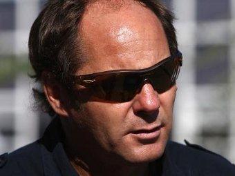 Герхард Бергер опроверг переговоры с Renault F1