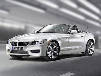 Компания BMW подготовила для гонок самую мощную версию родстера Z4