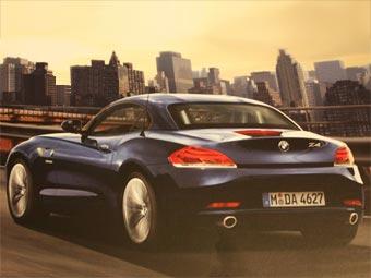В интернете продолжают раскрывать внешность нового BMW Z4