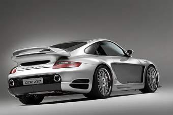 Gemballa представила экстремальную версию Porsche 911