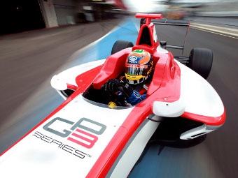 Организаторы опубликовали календарь новой серии GP3