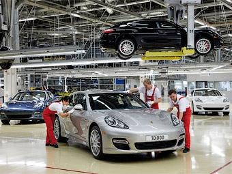 В Лейпциге собран 10-тысячный экземпляр Porsche Panamera