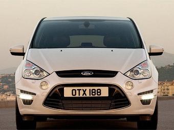 В январе Ford обновит S-Max и Galaxy