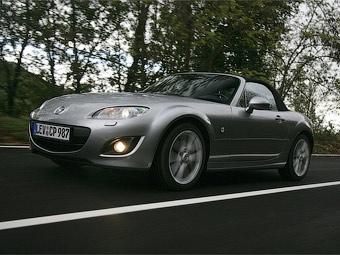 Новая Mazda MX-5 получит мотор с непосредственным впрыском