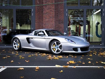 Ателье Edo подготовило свой вариант Porsche Carrera GT